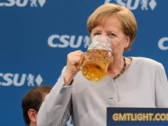Drinking Beer At Work In Germany
