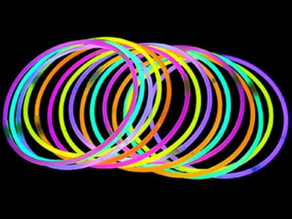 Party Glow necklace concert Luminous collar