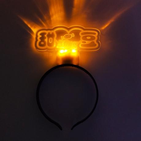 LED Acrylic Headband