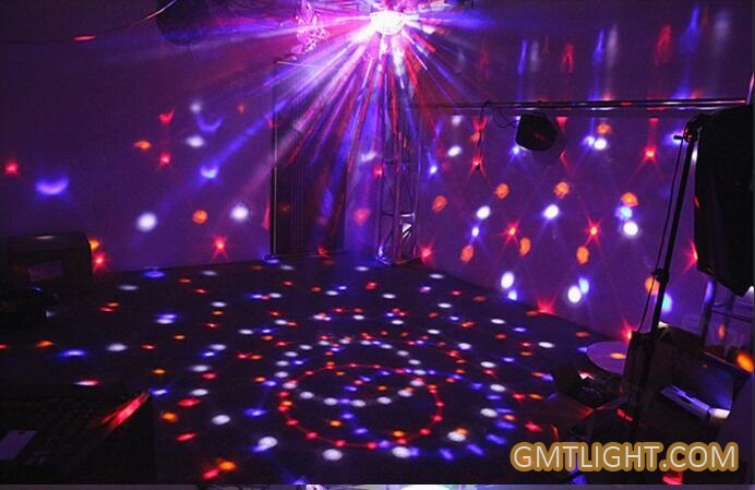 colorful crystal magic ball for party
