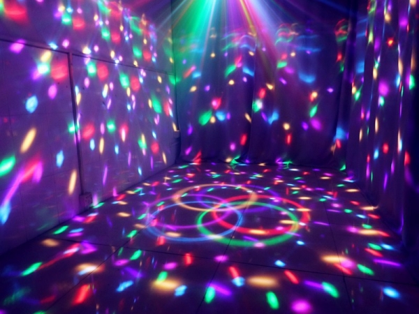 LED stage lighting night club ktv bar disco light