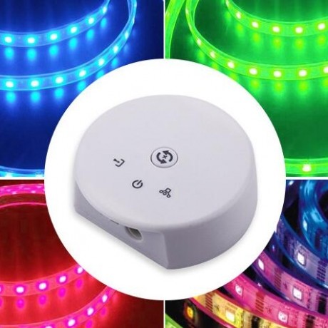 WiFi intelligent LED light belt controller
