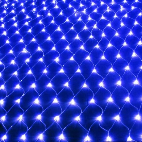 1.5*1.5m square led net lights