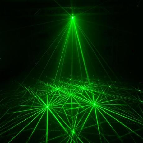 Portable mini laser dream Star Projector