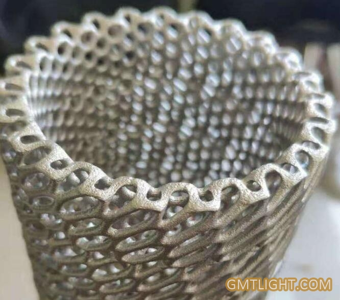 titanium alloy 3d printing