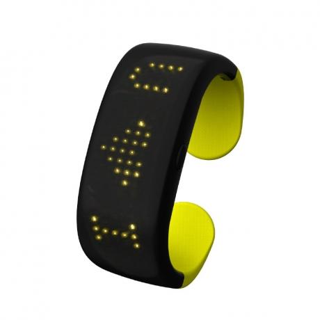 LED promotion information display bracelet (No.BB-31)