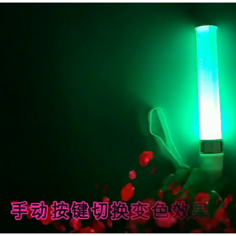 15 color super bright cheering flash stick
