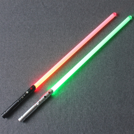Electric Rechargeable Light saber with loud sound