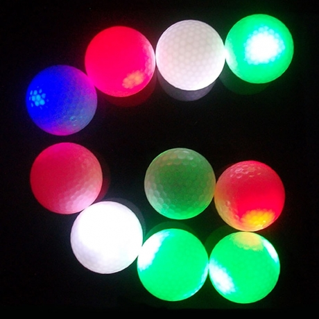 Glowing Golf