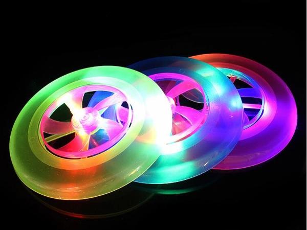 UFO flash Frisbee of pet world