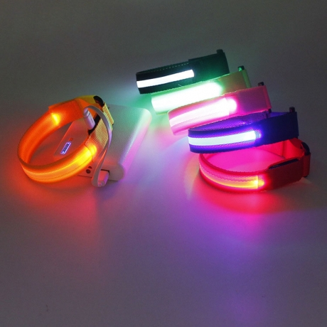USB charging LED luminous wristband