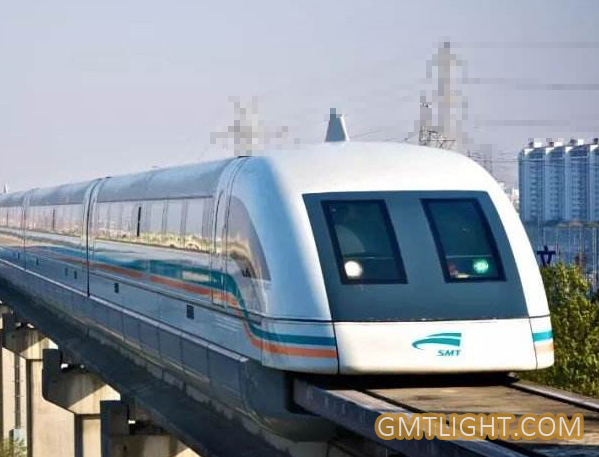 high speed maglev train