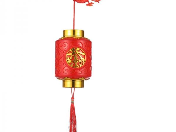 Chinese LED Red Lantern