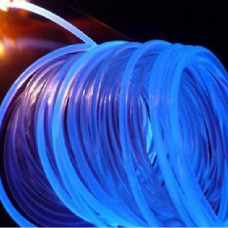 10 mm light conducting fiber super bright side light emitting fiber