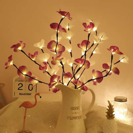 Luminous LED light up Phalaenopsis