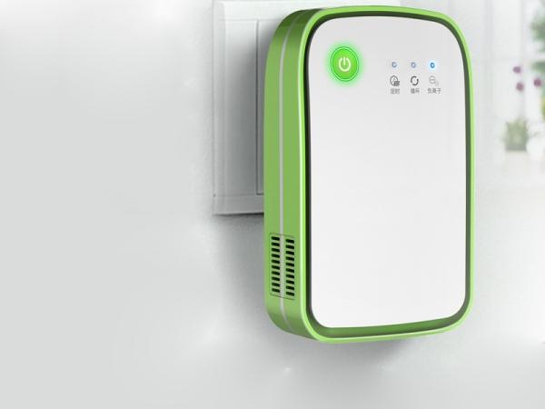Green technology Toilet deodorizing machine