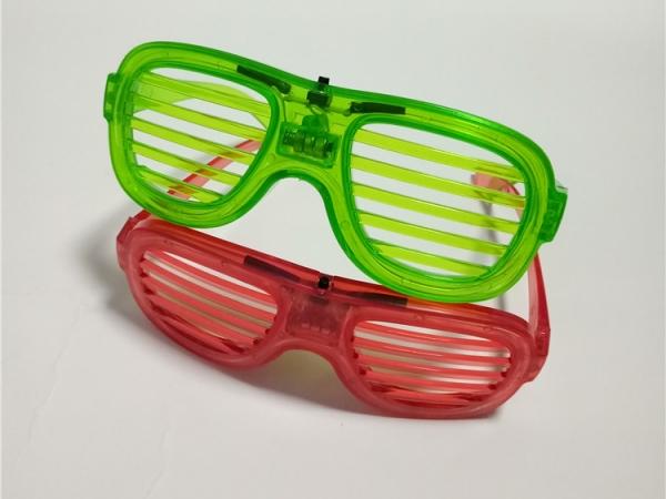 neon light up sunglasses
