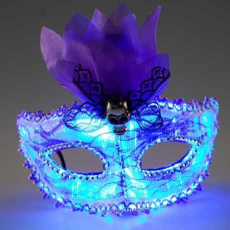 Luminous Fabric Mask