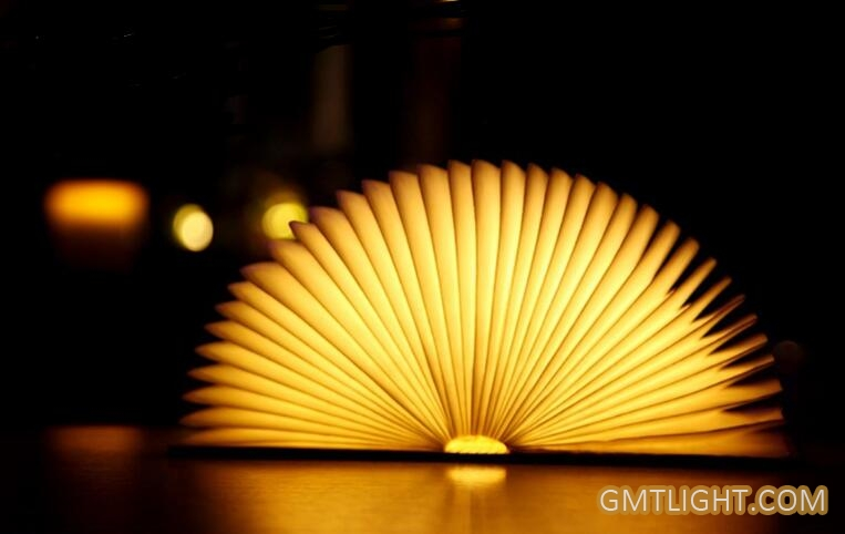 rechargeable led book light