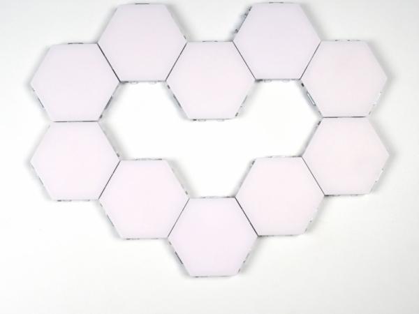 Factory wholesale Creative LED Quantum Light Touch light