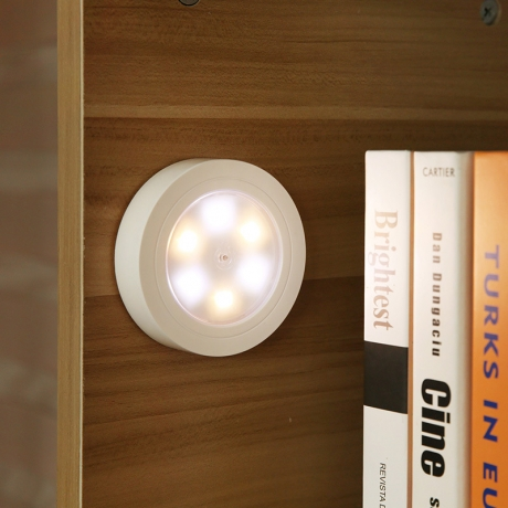 AUTO Sensor Motion Detector LED Night Closet Lamp