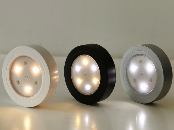Stick Anywhere convenient touch led pir sensor night light