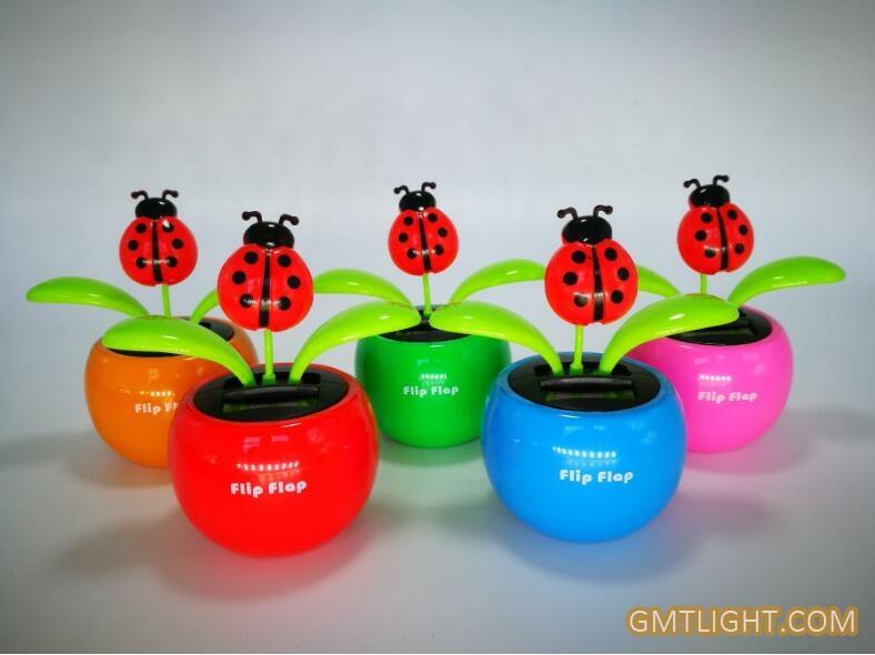 flip flap ladybug
