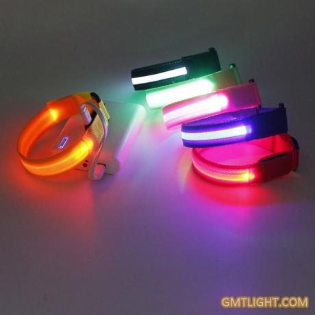 Night Running LED Charge Arm Band