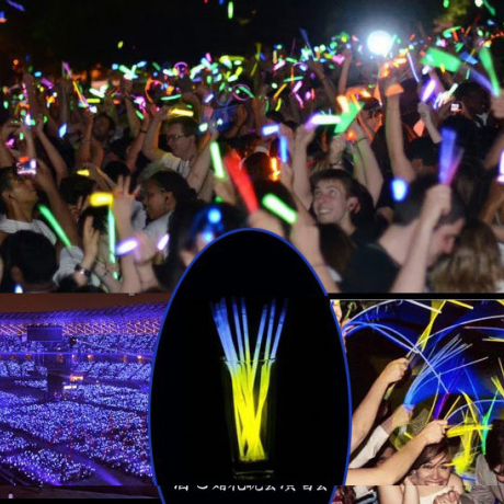 glow stick of 100pcs per pack