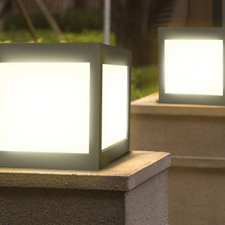 15*15cm solar led light wall lamp