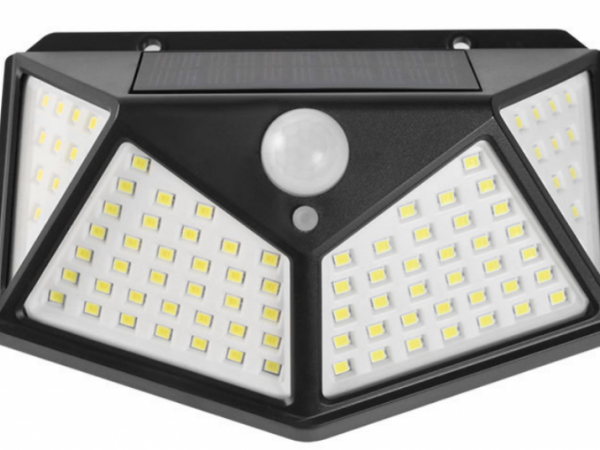 waterproof energy saving solar powered led wall light (LUL-011)