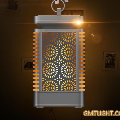 Outdoor waterproof LED wall lamp