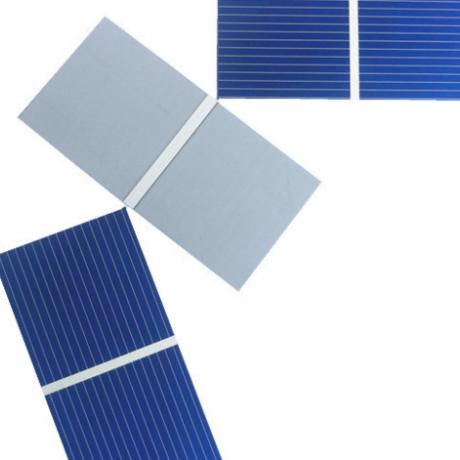 DIY solar panel customization