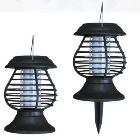 solar portable mosquito lamp