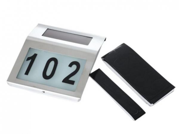 New design aluminum hot-sale Stainless Steel Hanging Door Number