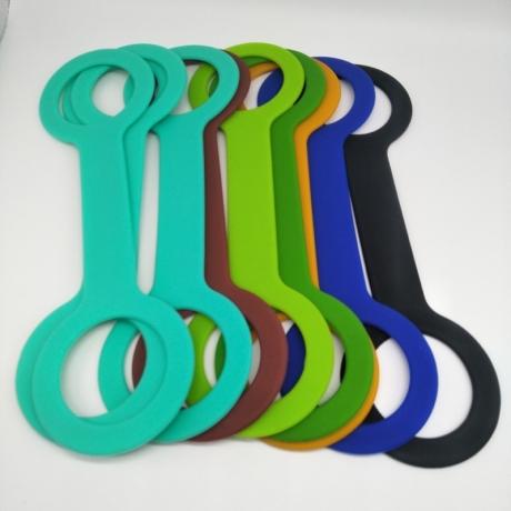 Multicolor Outdoor sport bottle Holder Grip for runners