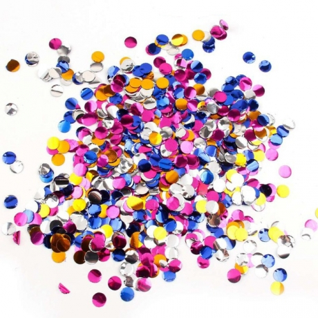 Party Gold Foil Confetti