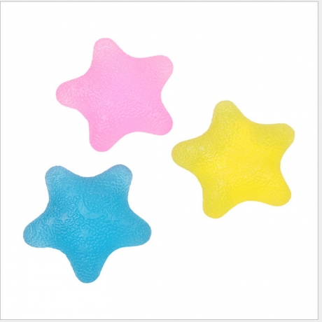 Finger Massage Exercise Star Shape Relief Balls