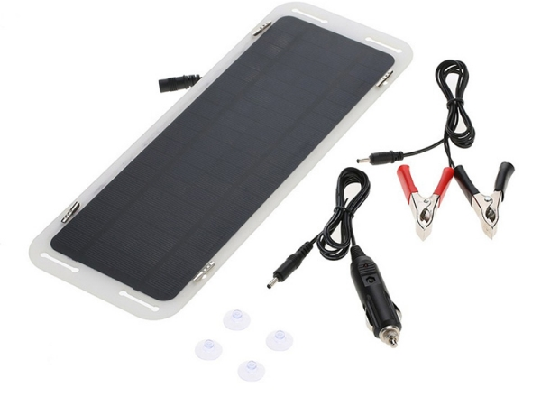 Solar energy 12V vehicle portable charger (LUL-093)
