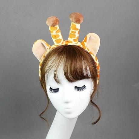 Giraffe horns headband