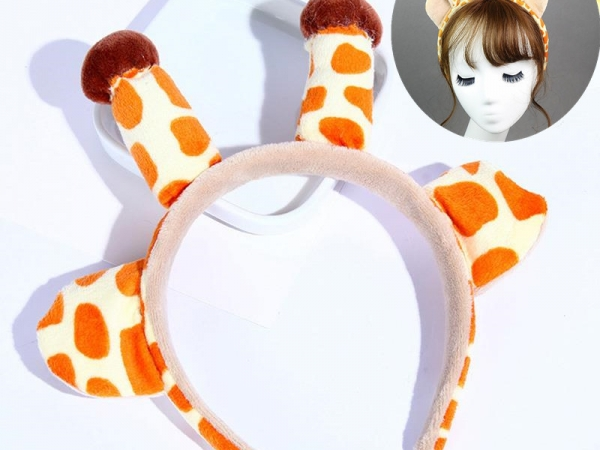 Party festival show Giraffe Ear hair band