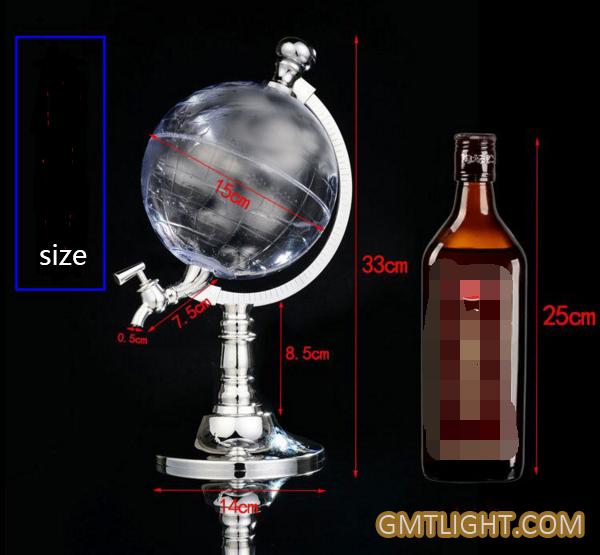 wine separator dispenser beer tower