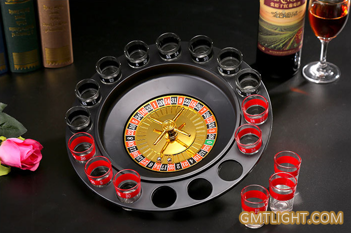 russian drinking game Roulette