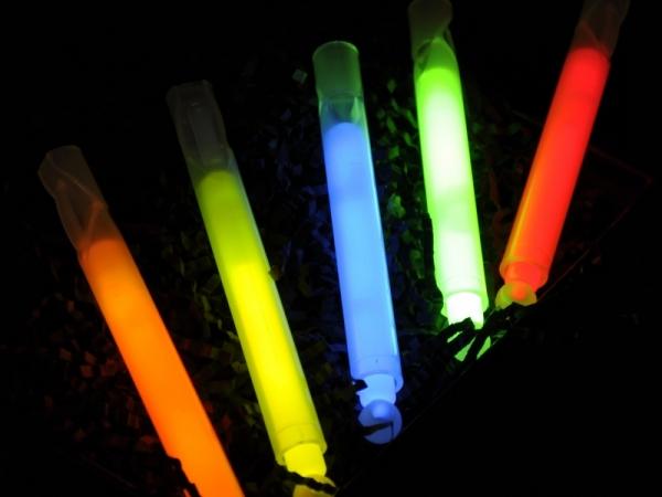 Event cheer luminous La-la-la rods whistle light