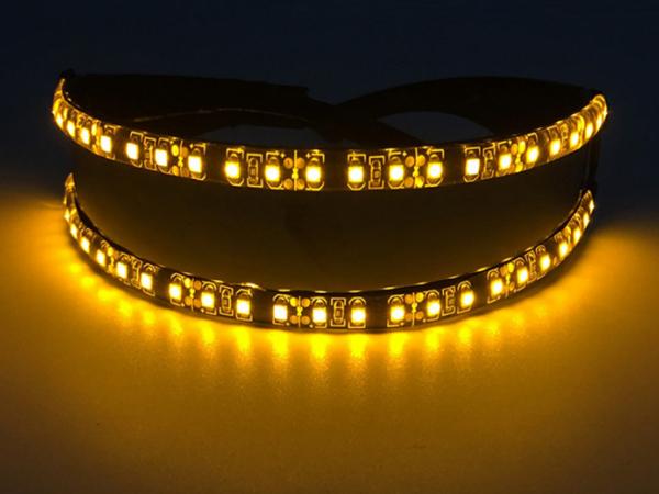 Creative half arc LED luminous glasses