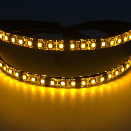 Creative half arc LED luminous glasses
