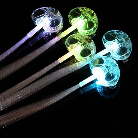 LED optical fiber pigtail