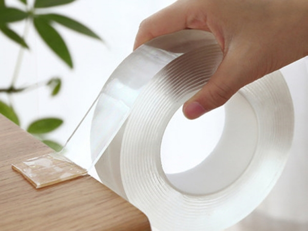 Clear high sticky nano Double Sided Adhesive Notrace Nano Tape