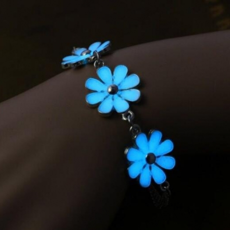 fashion luminous sweet life Bracelet for promotion