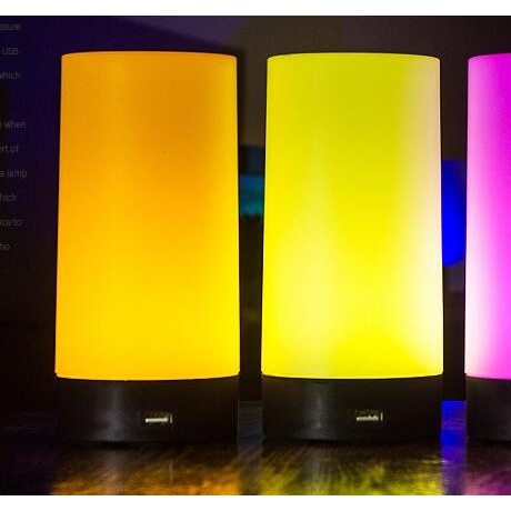 LED bar decorative table lamp